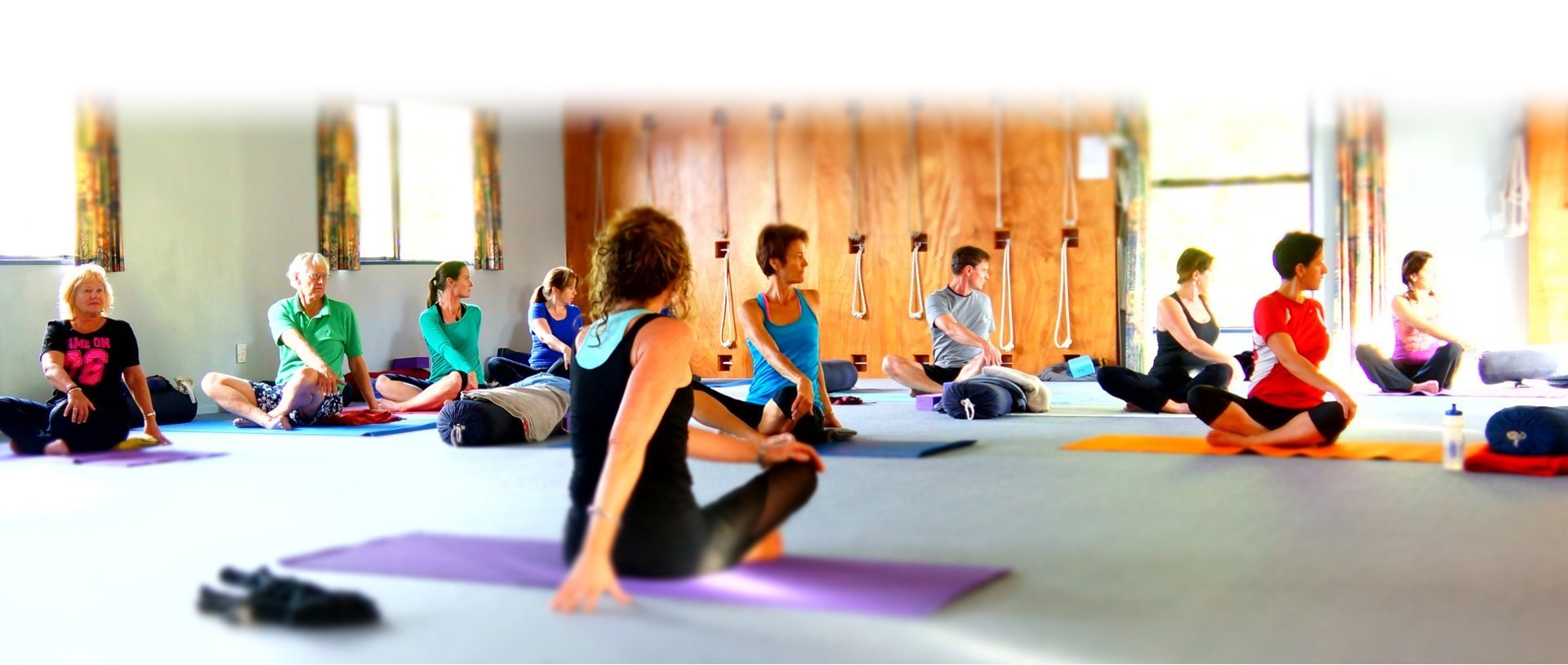 Affordable Non Profit Community Yoga